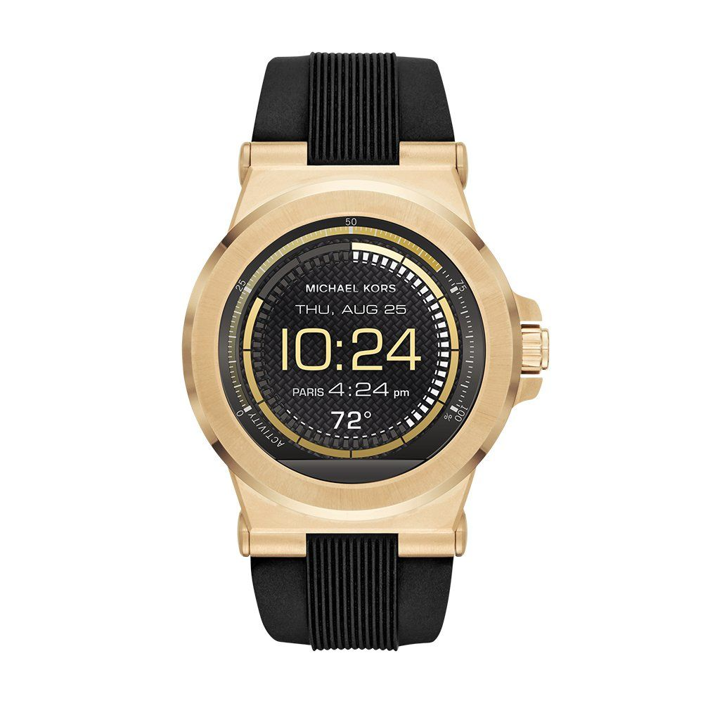 Michael Kors Access Touchscreen Black Dylan Smartwatch MKT5009. Powered by Android  Wear. Compatible with 722d90c659