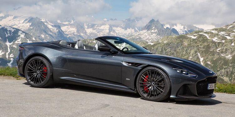 Essai Aston Martin Dbs Superleggera Volante Performance Brutale Asphalte Ch Motorrad Flugzeug