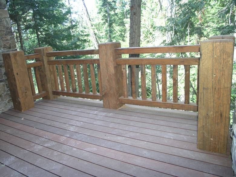 Best Reclaimed Wood Railings Photo 722 Douglas Fir S4S 640 x 480