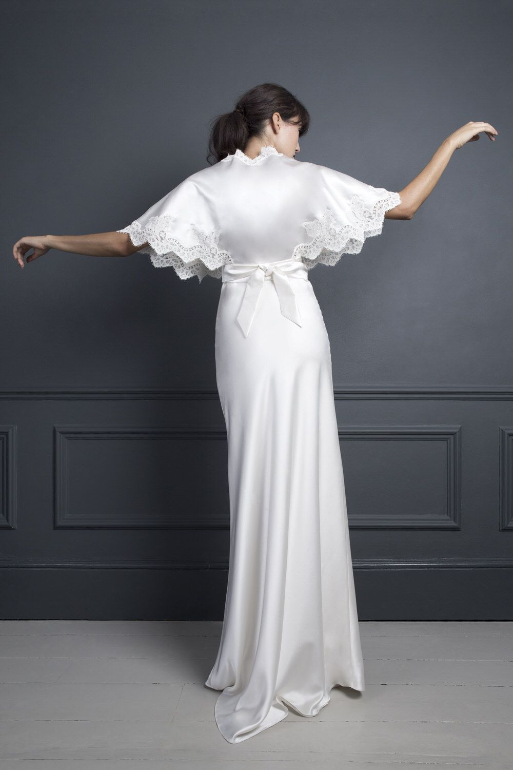 Best wedding dress boutiques in london  Halfpenny London Wedding Dresses AW Standing On Stardust