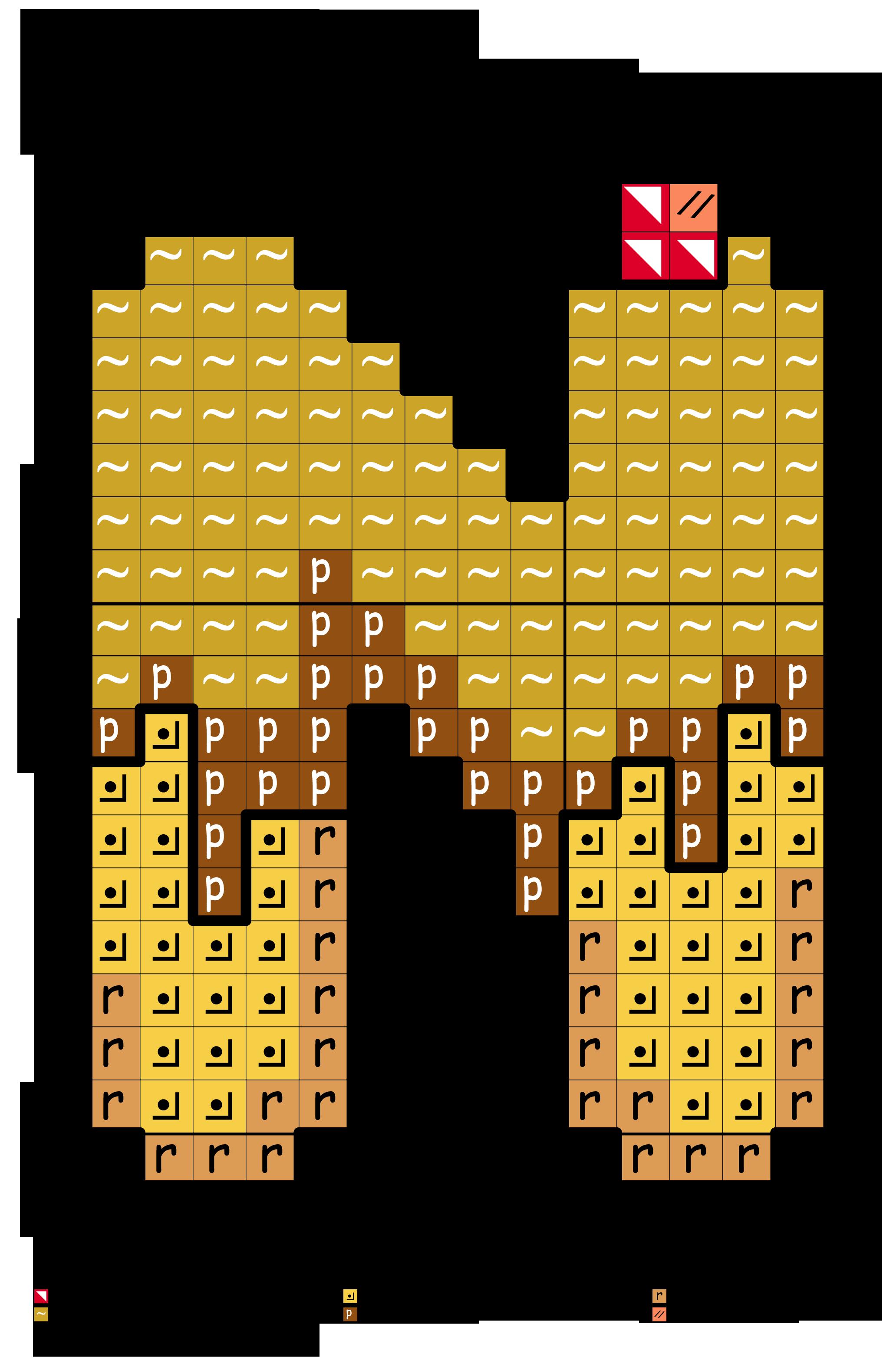 alfabeto dei dolcetti N