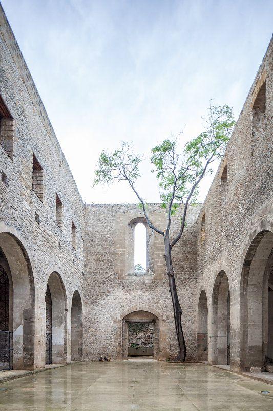 Palermo santa maria dello spasimo architektur for Kopenhagen interessante orte