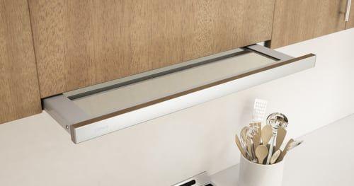 Zephyr ZPIE30AG290 30 Inch Undercabinet Range Hood With Low Profile Design,  Halogen Lighting, 290