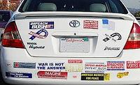 The Prep Guide to Bumper Stickers