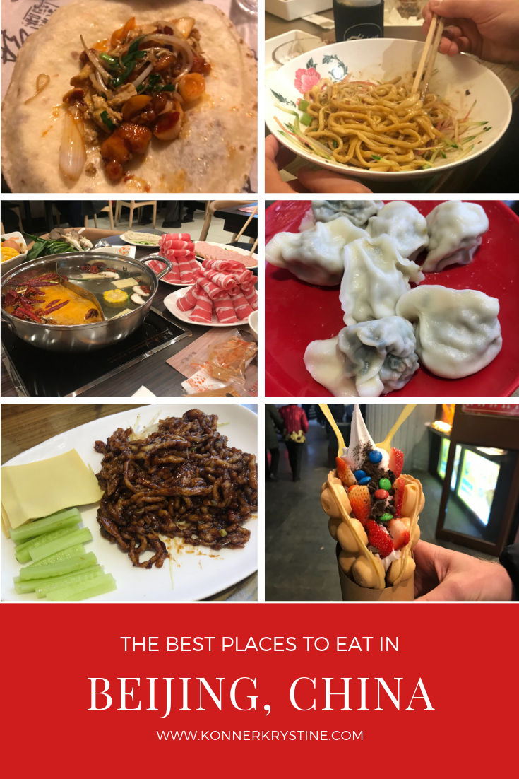 Best Places To Eat In Beijing Beijing Food China Food Places To Eat