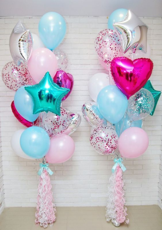 67 Awesome Balloon Decor Ideas for Your Celebration - Page 7 of 67 - #awesome #balloon #decor #Feier #ideen