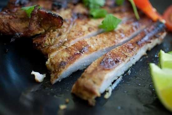 Photo of Grilled pork chops