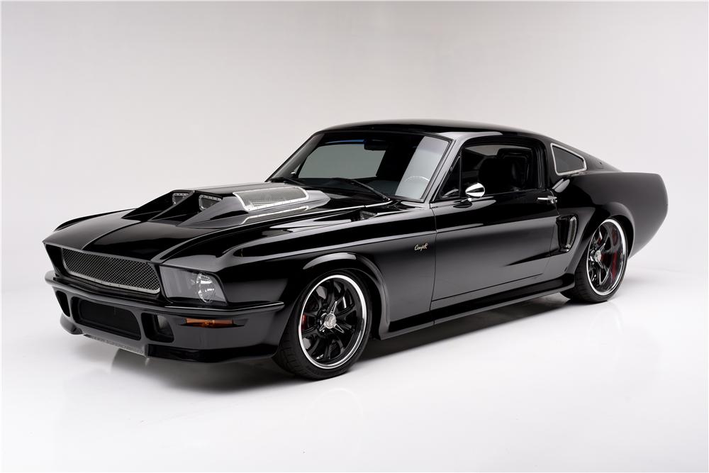 1967 ford mustang custom fastback obsidian old rides 3 rh pinterest com