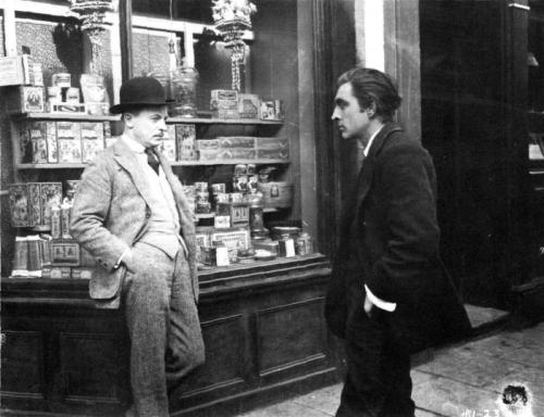 Johnsidneybarrymore John Barrymore John Sherlock Holmes