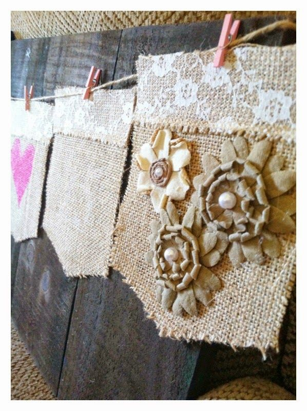 Diy burlap and lace wedding bannerpainted burlap bannerdiy wedding diy burlap and lace wedding bannerpainted burlap bannerdiy wedding decor burlap junglespirit Images