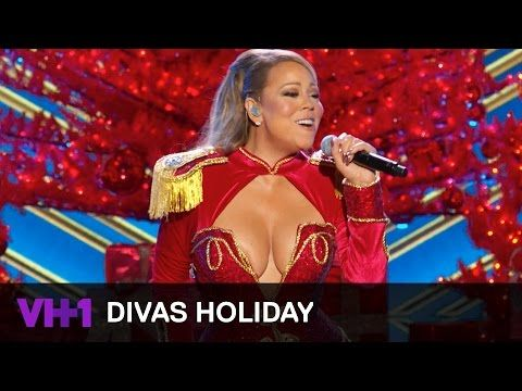 Youtube Mariah Carey Christmas.Mariah Carey Performs All I Want For Christmas Is You