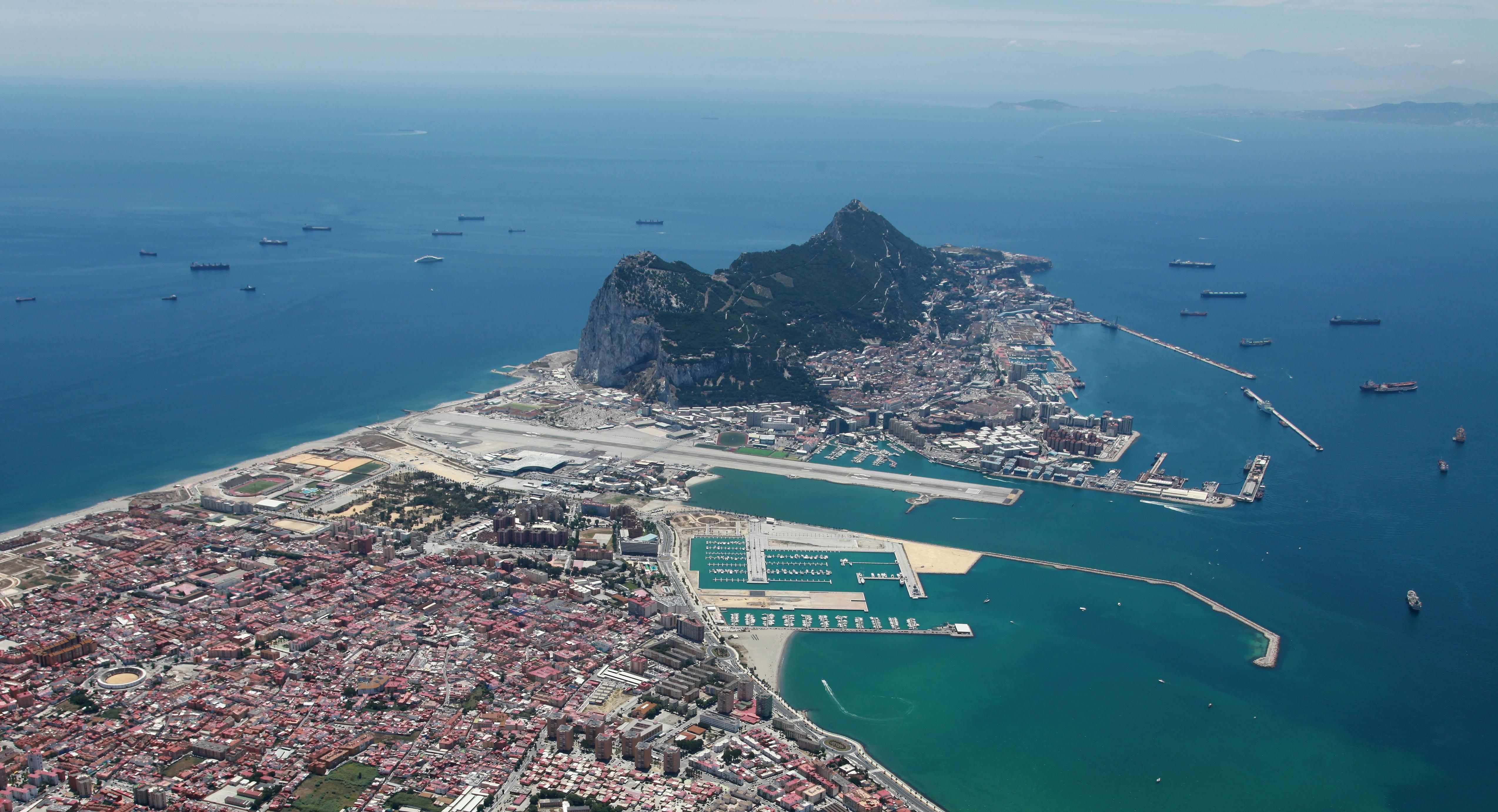 Alcaidesa Marina near Gibraltar - TransEurope Marinas