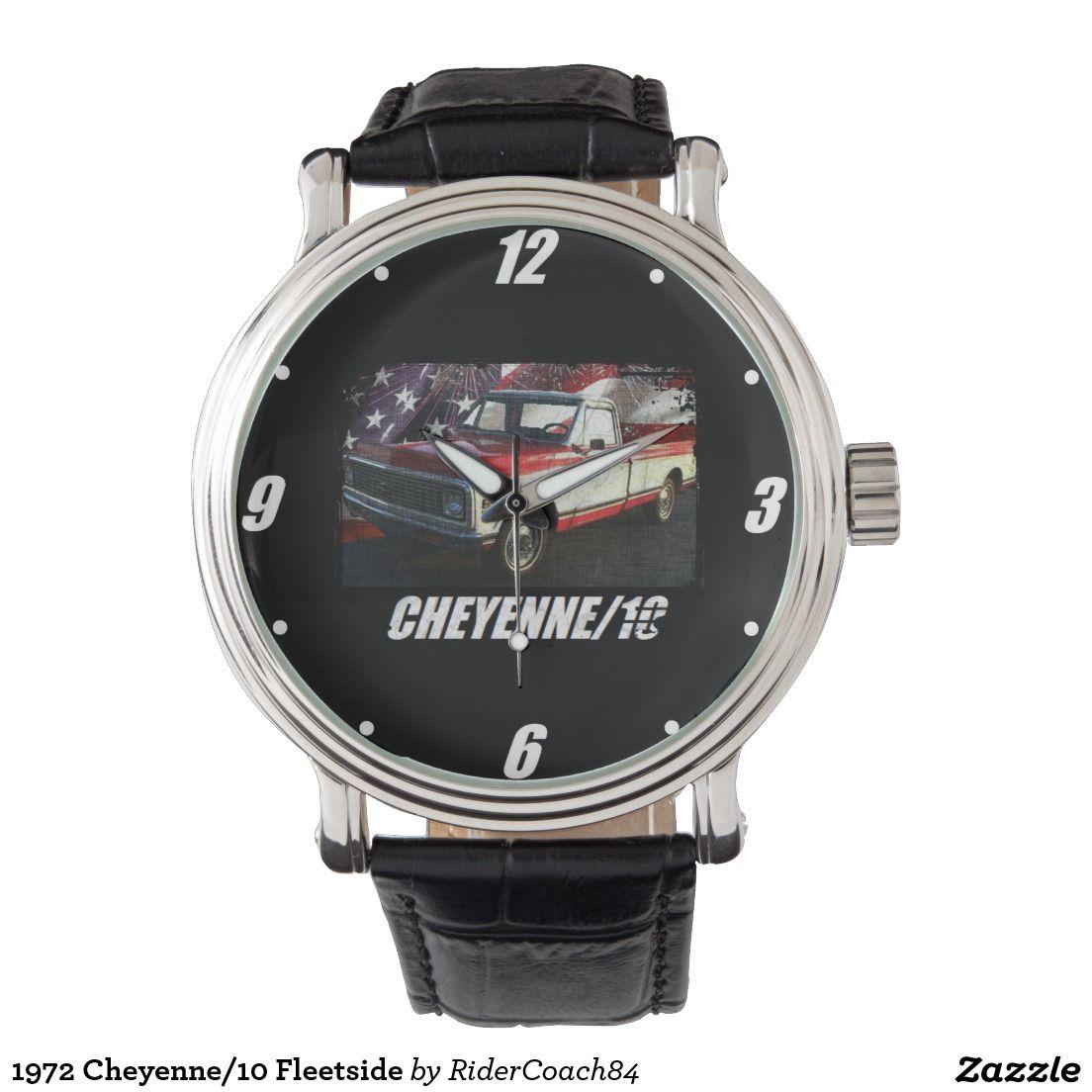 1972 Cheyenne/10 Fleetside Watches