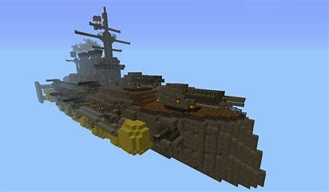 Image result for Minecraft Airship Blueprints | Airship ...