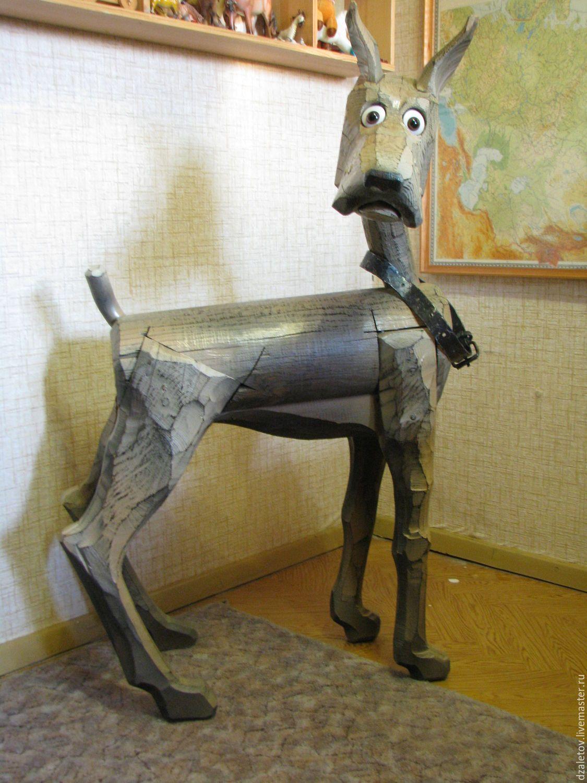 Собака, друг человека в 2020 г | Собаки, Скульптура, Искусство