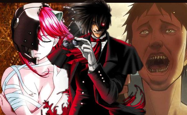 Mature anime series