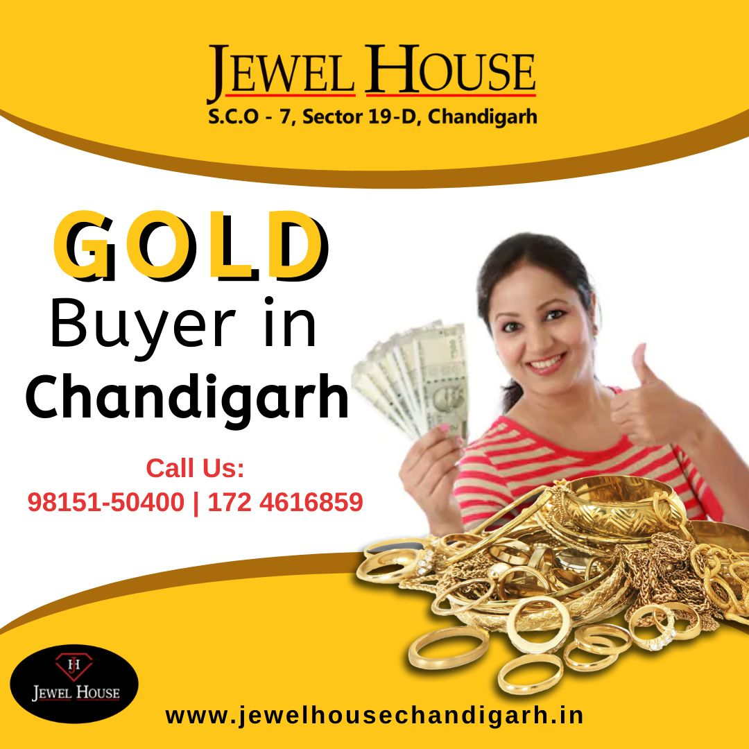 Gold Buyer In Chandigarh Near Me! Sell your broken gold ...