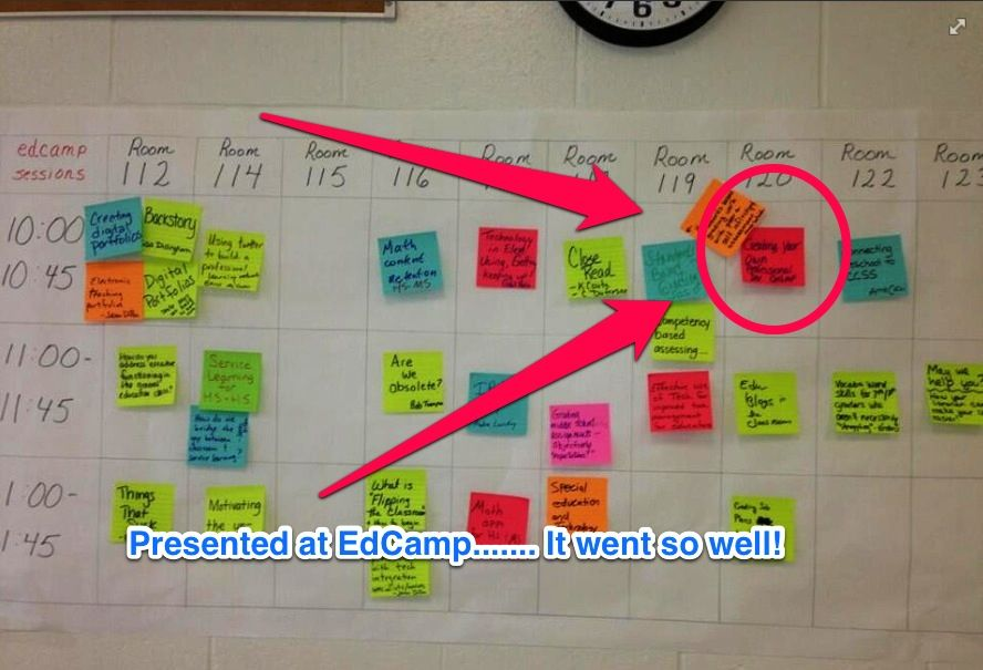 To Engage Them All: EdCamp Granite State....so worth it!
