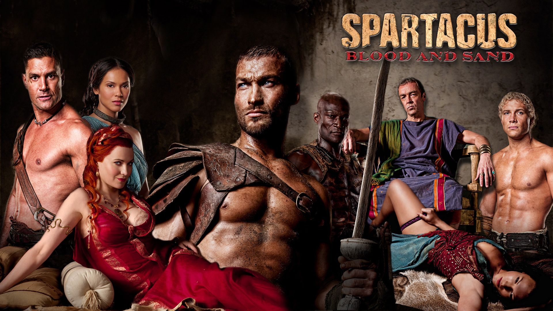 Spartacus - Blood And Sand | Entertaining diversions | Pinterest