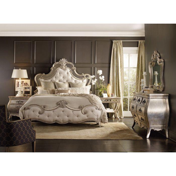 Hooker Furniture Sanctuary Panel Bed U0026 Reviews | Wayfair