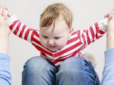 20 fun, silly, development-boosting games to play with your baby   BabyCenter