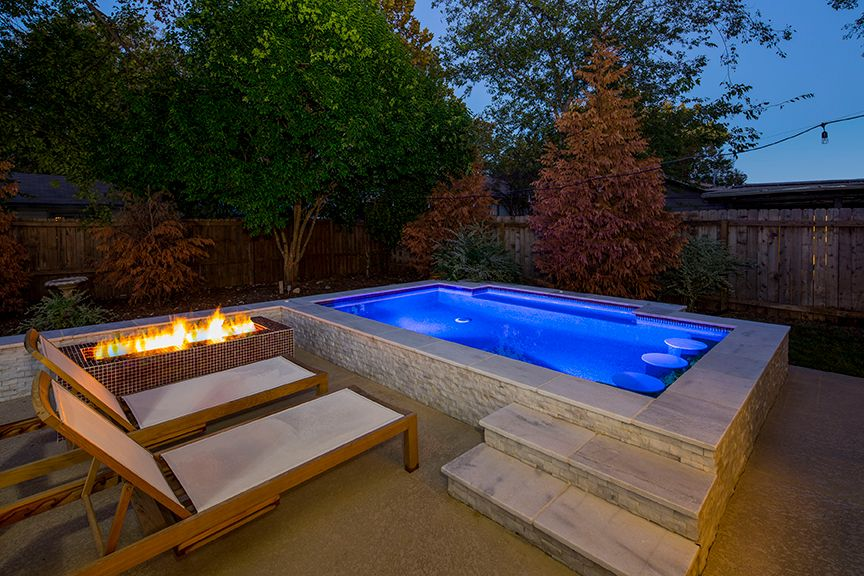 Wundervoll Building Trends For In Ground Spas In Your Austin, TX Home   Having A  Swimming Pool In Your Backyard Is A Wonderful Trait To Add To Your Austin,  TX Home, ...
