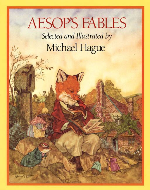 Aesop's Fables in 2019 | Fantasy & Imagination | Fable books, Aesop, Fairy tales
