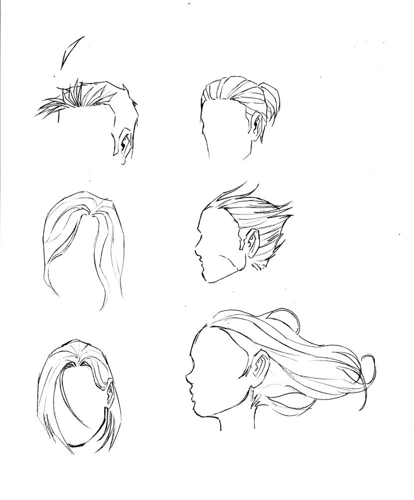 Pin By Tori Brady On Draw Mermaid Drawing Tutorial How To Draw Hair Drawing Tutorial