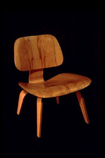 Charles & Ray Eames_DCW-Dining Chair Wood, 1946_USA