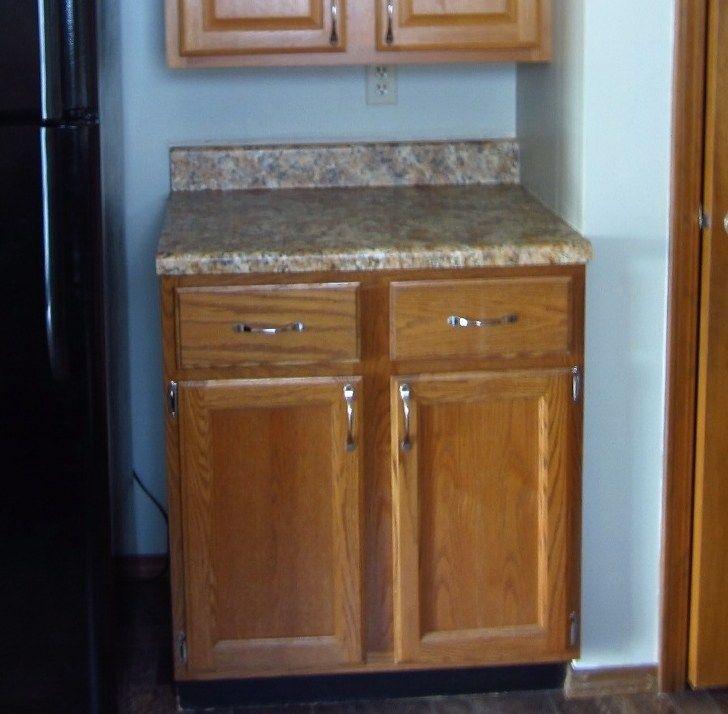 kitchen redo on a budget  kitchen cabinet storage