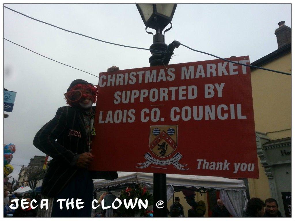 Christmas Marketing In Portlaoise