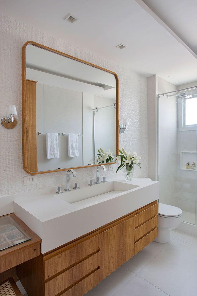 Reforma Completa Em 2020 Banheiro De Madeira Lavabo Pequeno