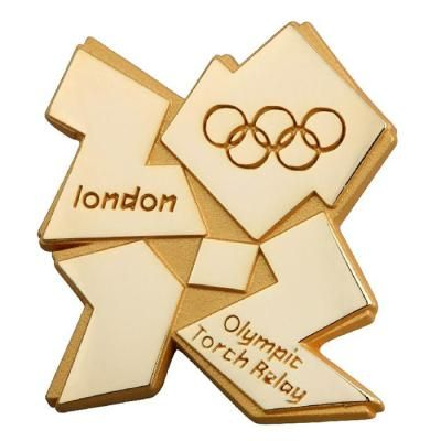 We are proud to present this London 2012 Olympics Torch Relay Badge - keeping the memory alive of this fantastic sporting event and marking this significant moment in our history. #london2012 #olympics