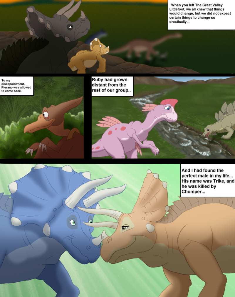 TTOC: Chapter 3 Page 1 by theblazinggecko deviantart com on
