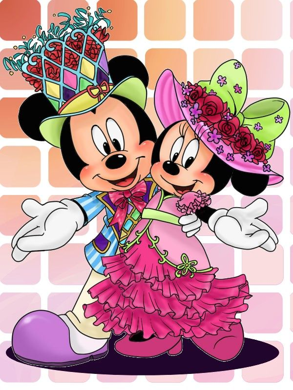 Mickey Minnie Bonnet Mickey And Minnie By Chico 110 On