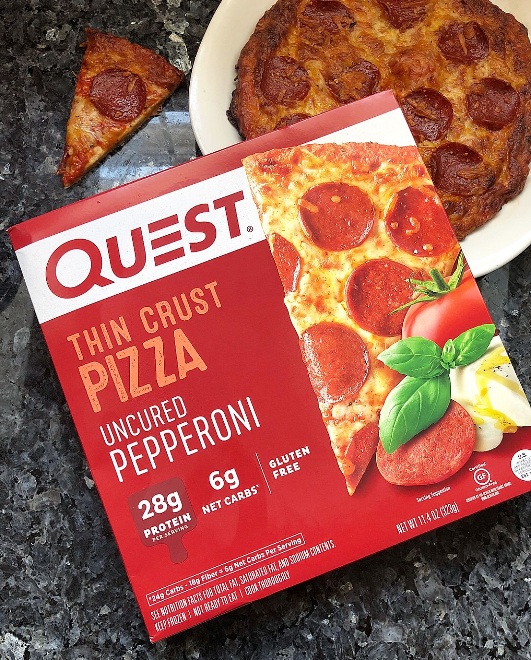 Add pizza crust to the list of things that now have