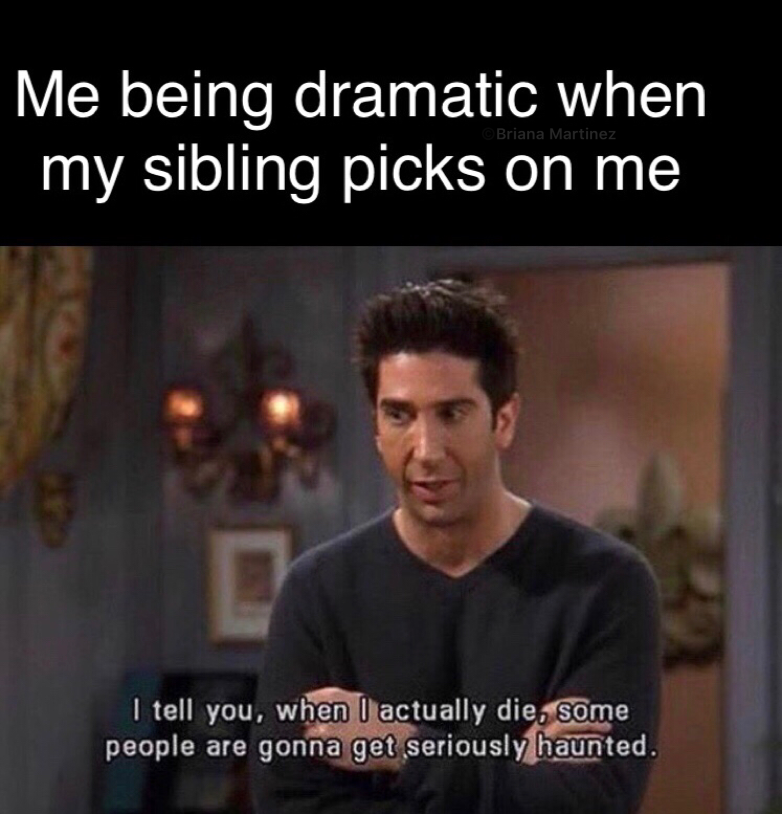 Growing Up With Siblings Siblings Funny Sibling Memes Sister Quotes Funny