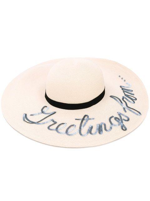 6cc0408d4 EUGENIA KIM Bunny Greetings hat. #eugeniakim #hat | Eugenia Kim ...