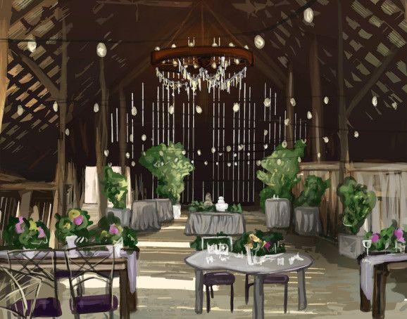 Tin Roof Barn Columbia River Gorge Wedding Venue Wedding