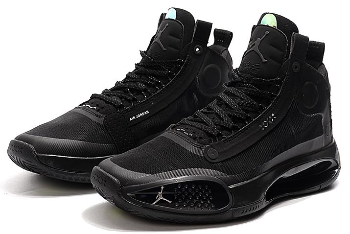"2020 Air Jordan 34 XXXIV ""Black Cat"