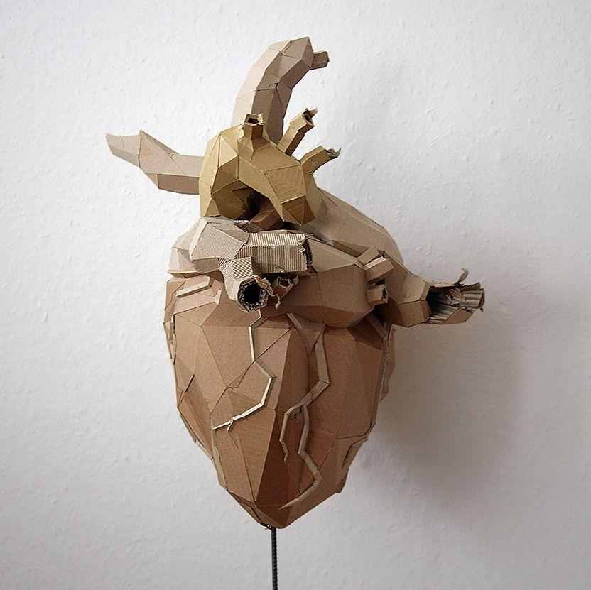 Paper Heart by Bartek Elsner