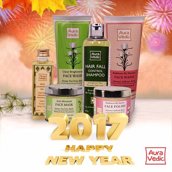 Happy New Year To You All Face Wash Face Polish Fall Hair