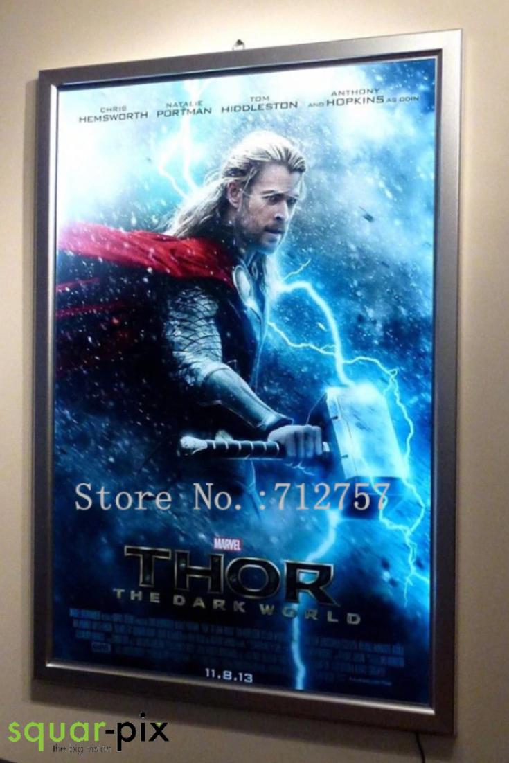 backlit film posters printing best