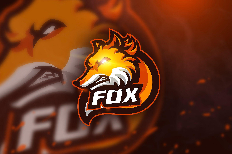 Fox 2 mascot logo Fox logo design, Mascot, Fox logo