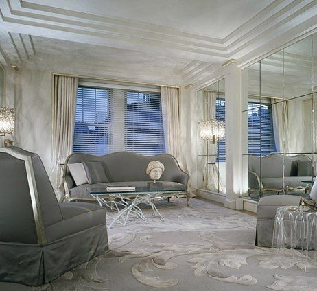 Room · rooms with art deco inspirations architectural digest