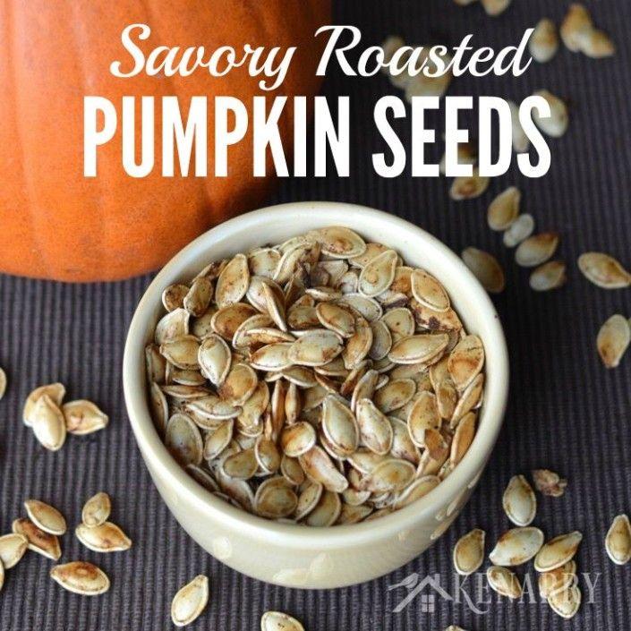 Share it One More Time Link Party featured http://www.kenarry.com/how-to-roast-pumpkin-seeds/