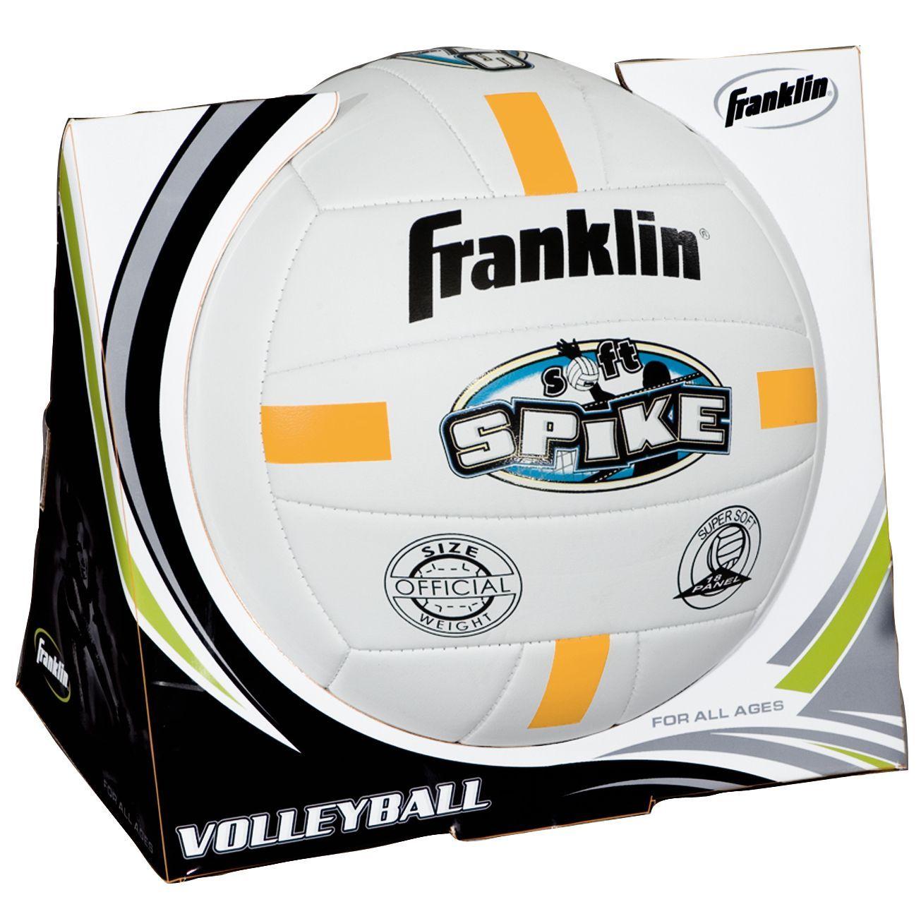 Franklin 5487 Super Soft Spike Volleyball