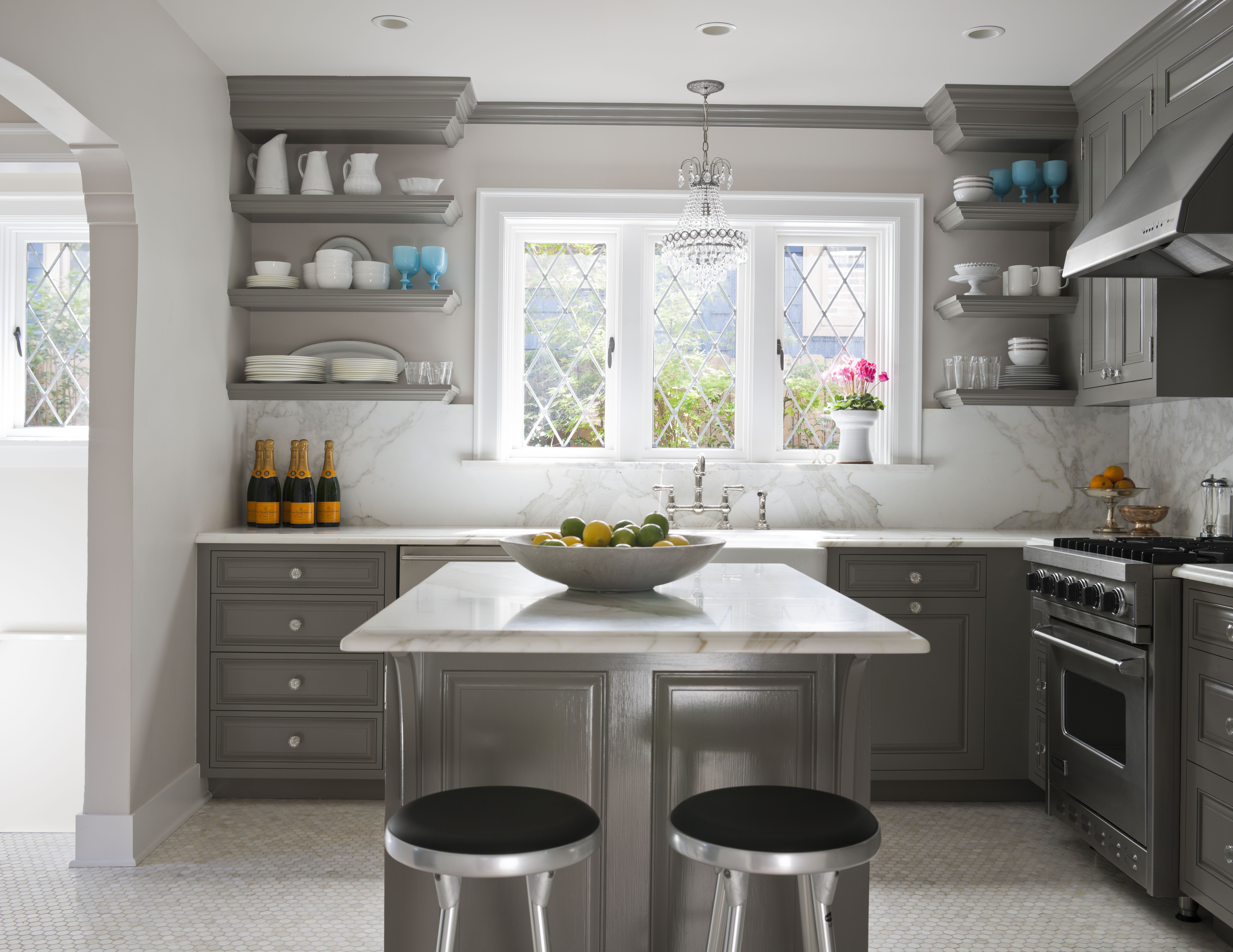 Maison Luxe featured in House Beautiful, April 2011 | Grey ...
