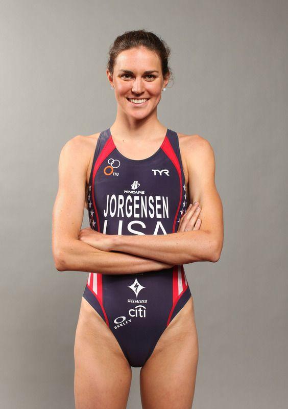Gwen Jorgensen, Olympic Triathlete