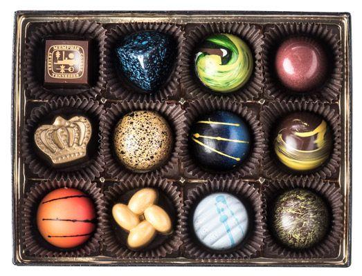 Luxury Designer Chocolates by award-winning chocolatier Chef Phillip Ashley Rix • Shop online today or visit us… | Chocolate boutique, Luxury chocolate, Chocolatier
